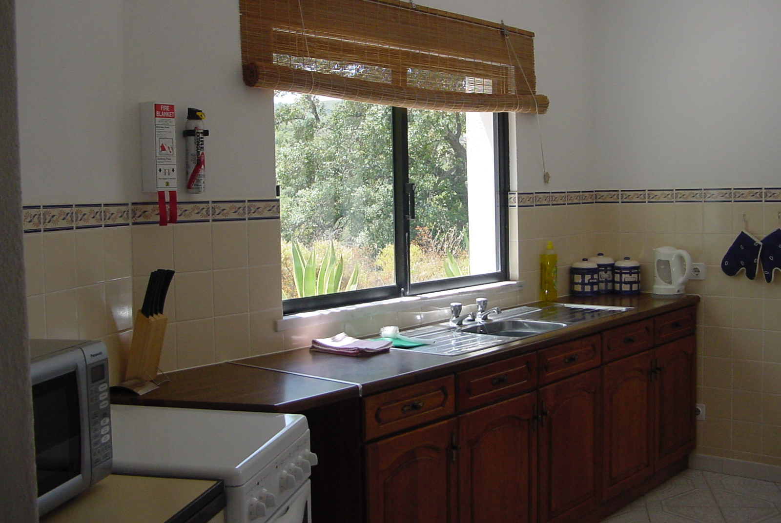 Kitchen 2 Holiday villa apartment algarve