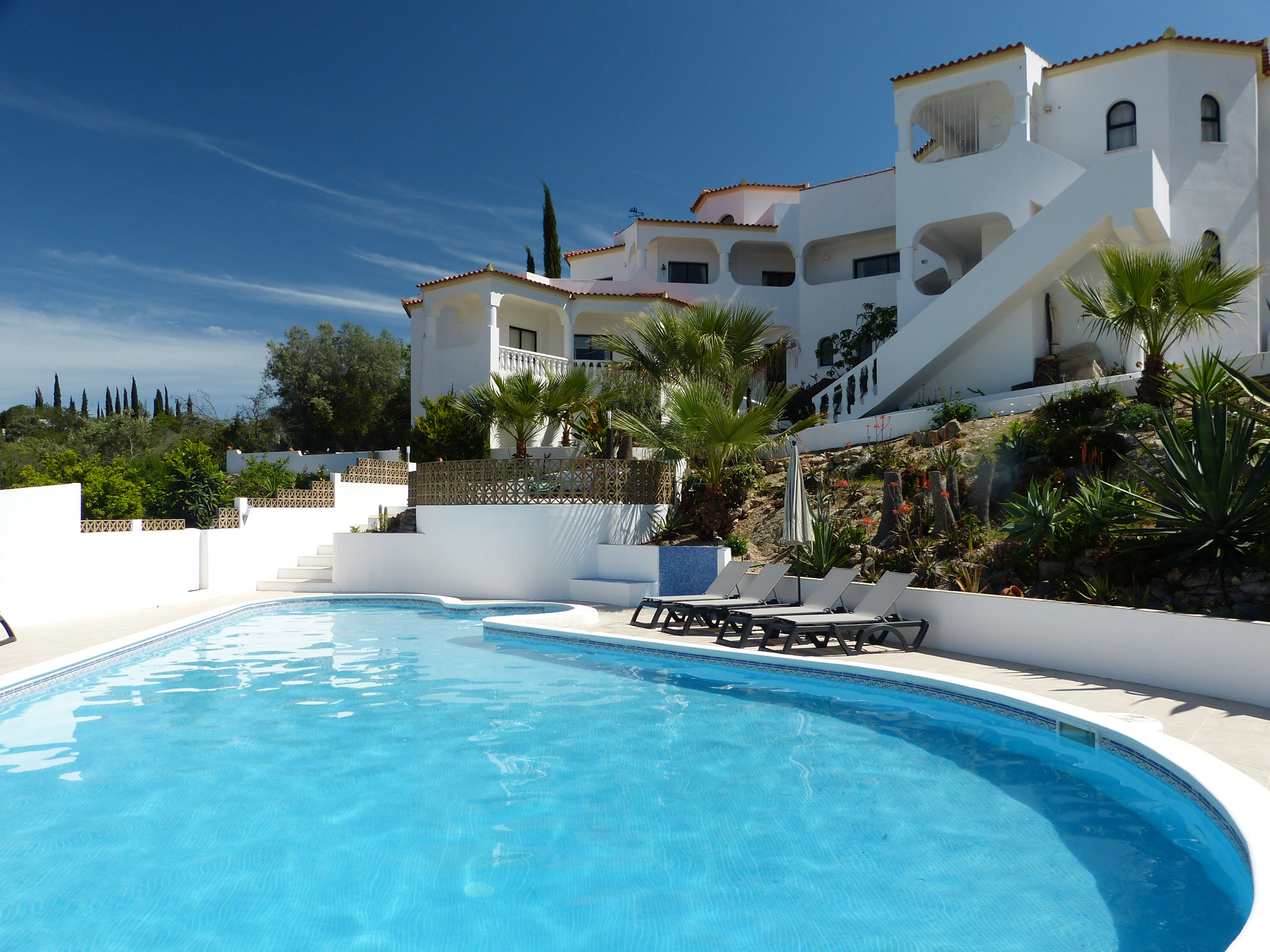 Family Friendly Algarve Villa Apartments