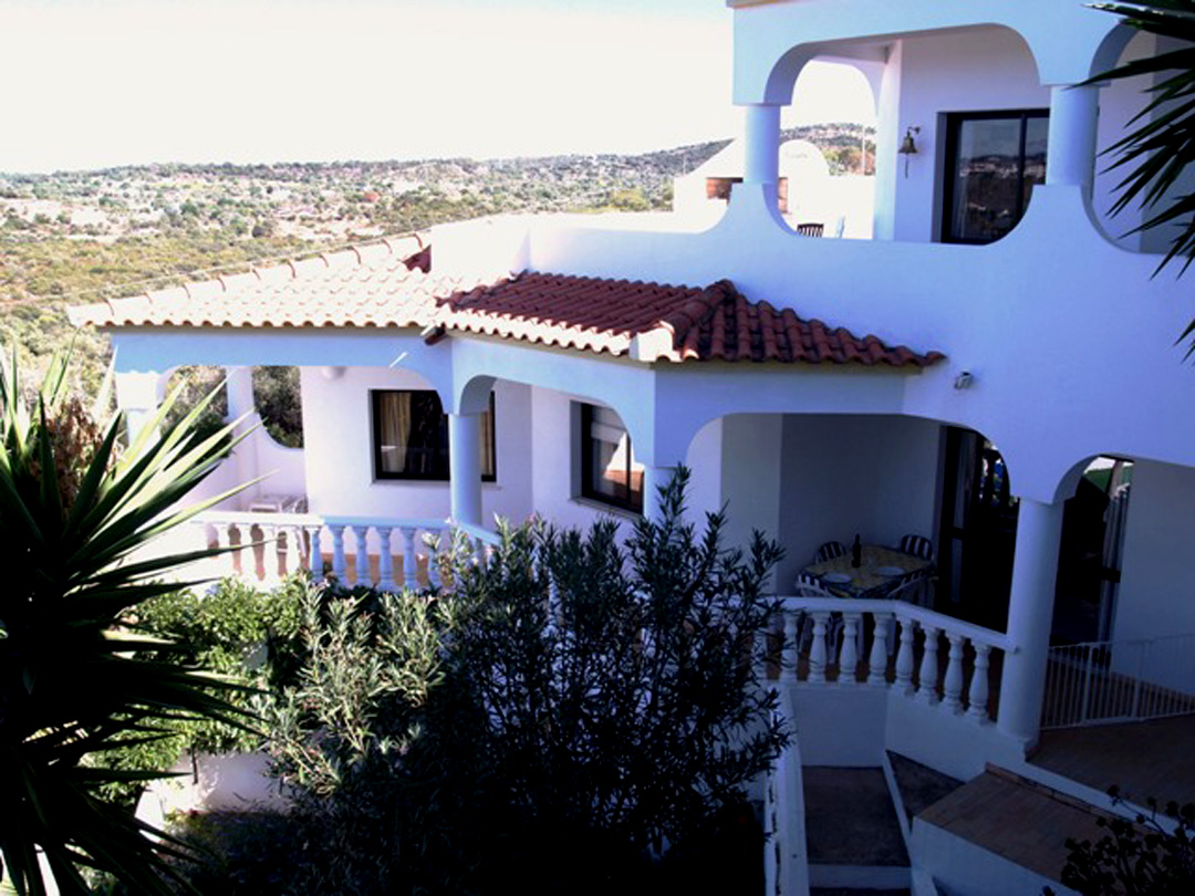 View of Apartment Terrace - Holiday Villa Apartment